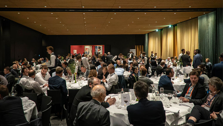 Euro PM2019 Congress Dinner