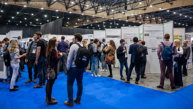 Euro PM2019 Exhibition & Poster Reception
