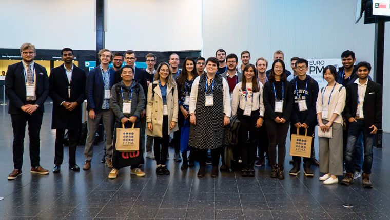 EPMA Young Engineers Day Participants