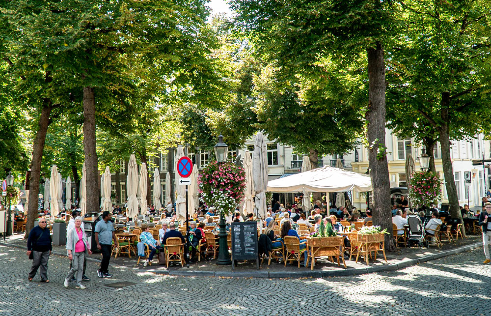 Cafe in Maastricht