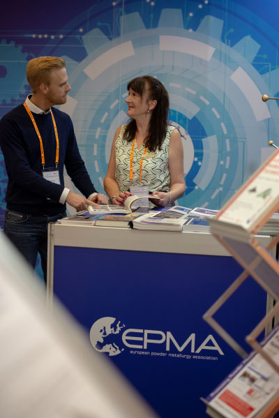 EuroPM Publications Stand
